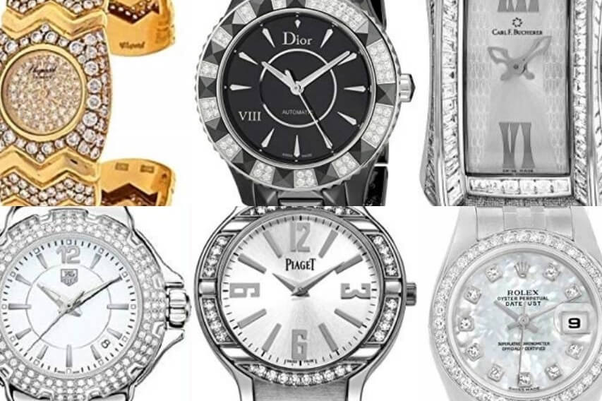 5ebb0dd4014c Luxury Diamond Watches  9 Elegant Timepieces for Classy Women ...