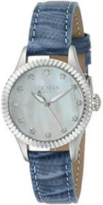 7b83d4770b8f Pretty Watches For Ladies front view of Locman Isola d Elba Lady Watch  0465A14D-