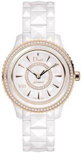 1bb3fb5c97c2 Pretty Watches For Ladies front view of Christian Dior VIII CD1235H1C001